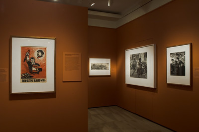 Woodcuts in Modern China, 1937-2008
