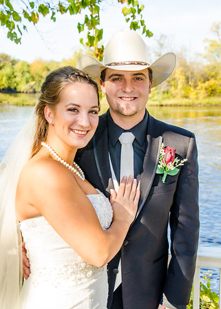 Christopher & Lisa Schwarz Wedding