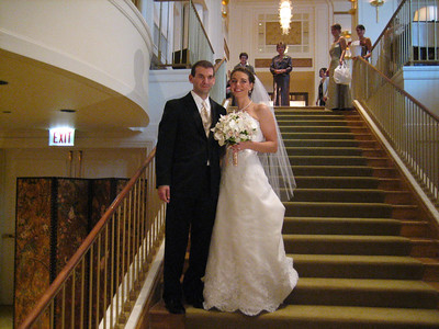 AMY & JP'S FABULOUS WEDDING 9/23/06