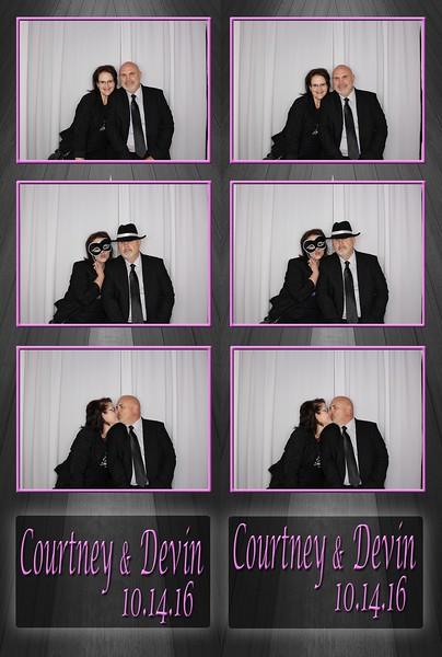 Courtney & Devin