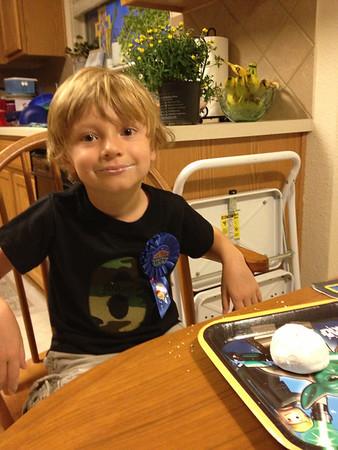 Jonah's 6th Birthday 2012   Lego