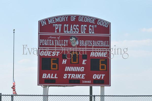 Score Board Ceremony