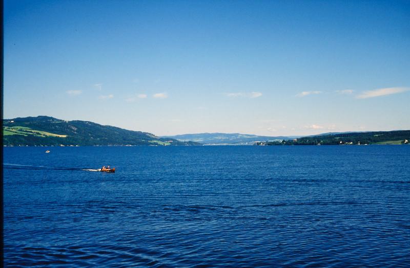 Mjøsa See