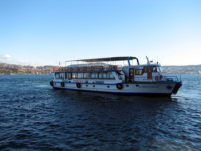 Bosphorus Straights Cruise