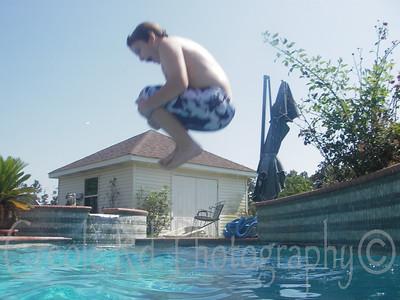 In Pool
