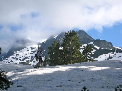 Sulphide Glacier, Mt. Shuksan, Aug 13th, 2011