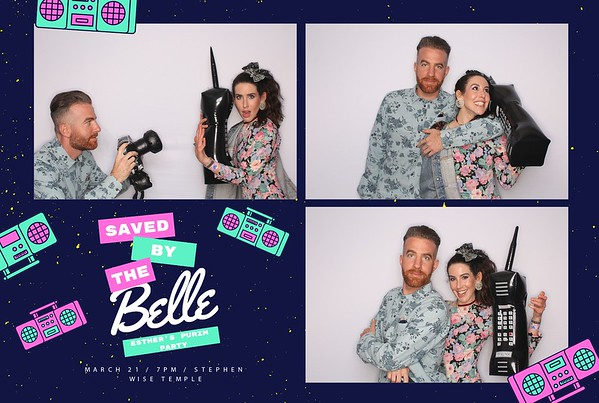 Saved by the Belle