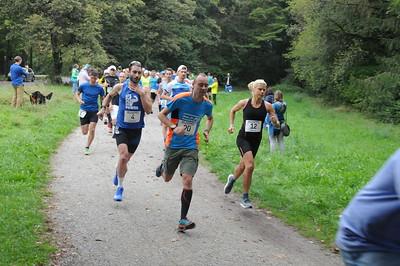 7. Sri Chinmoy Peace-Mile 6-Stunden Lauf München 2018