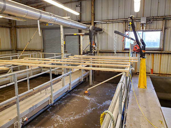 Cache Creek Wastewater Treatment Project