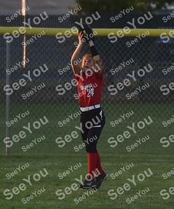 Algona @ St. Edmond Softball