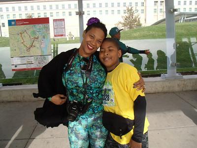 Jaden Sinclair Healthy Kids Run, with Cub Pack 1657