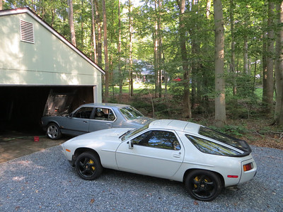 Garage pic