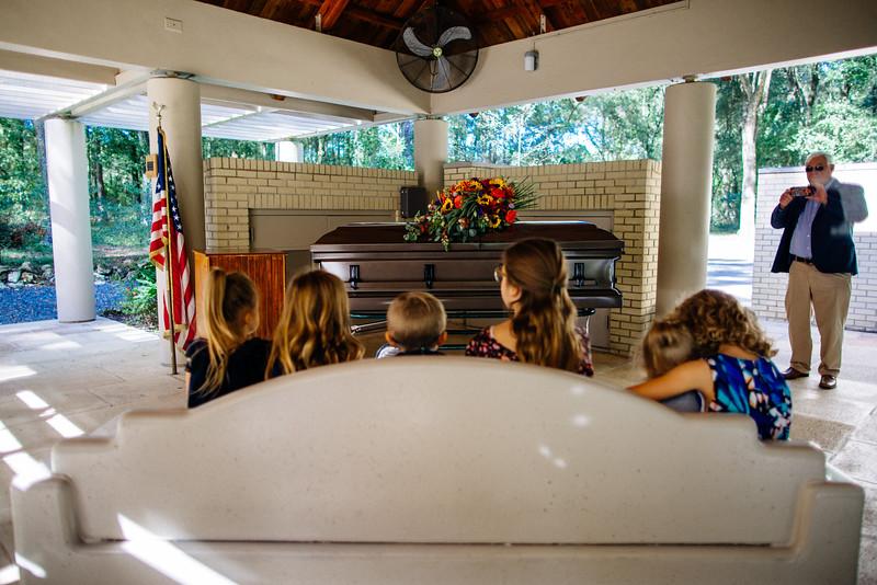 Grandma's Funeral October 24 2016