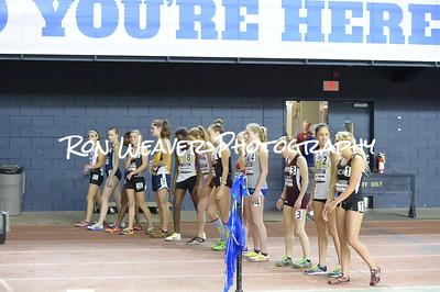 Women's 5000m Semi