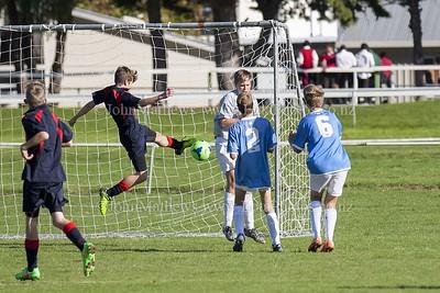 May 15 - Football - Under 15A HIBs v Tawa College