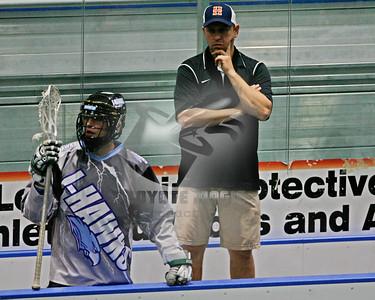 6/20/2015 - Rochester J-Hawks vs. Onondaga Redhawks - Tsha' Hon'nonyen'dakhwa', Onondaga Nation Territory (Onondaga Nation Arena, Nedrow, NY)
