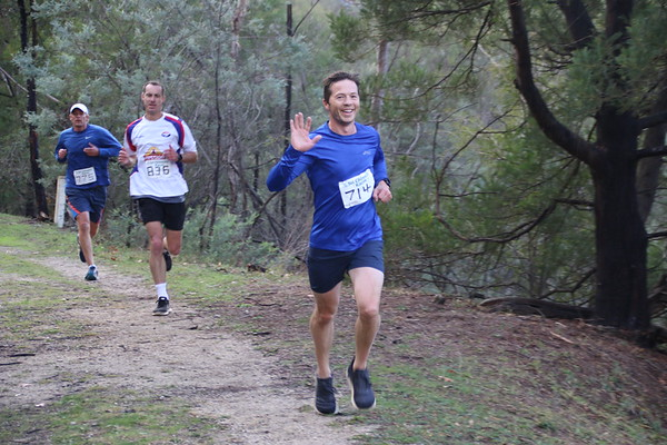 "Sri Chinmoy ""Cotter Canter"" trail runs, Monday 27 May 2019"