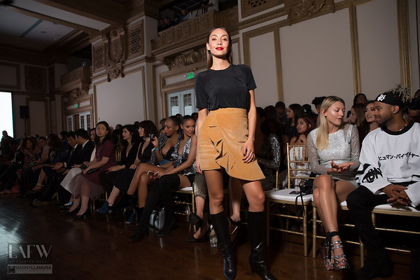 LAFW SS18 Day2 Audience