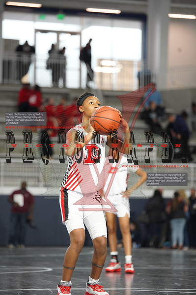 Dunbar (DC) Girls Varsity Basketball 12-13-19 | She Got Game