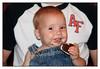 Tyler LOVES ice cream
