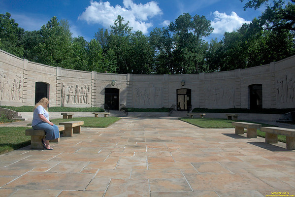 Lincoln Boyhood National Memorial (Vaca2010)