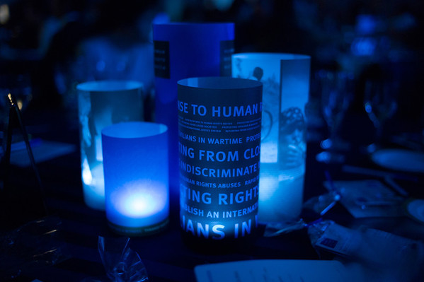 Human Rights Watch Dinner 2012