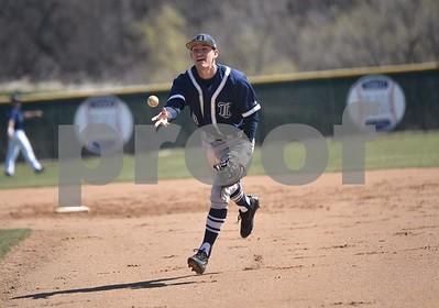 DMACC @ ICCC Baseball