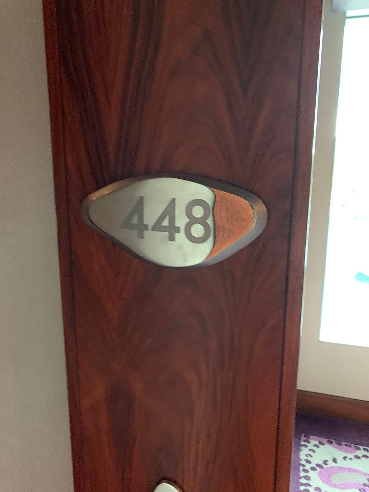 Room 448 at Marvelous Suite