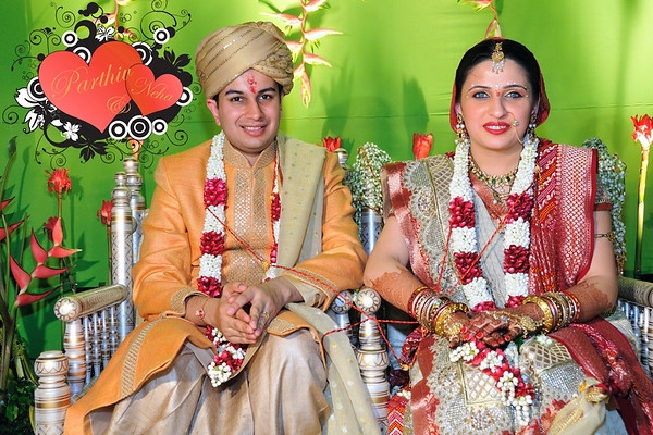 Wedding of Parthiv & Neha Mehta, Dec'09