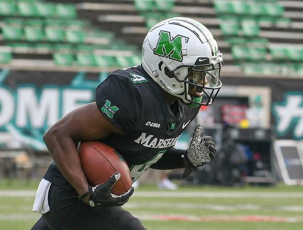Marshall Football v. MTSU-2020-Rick Haye
