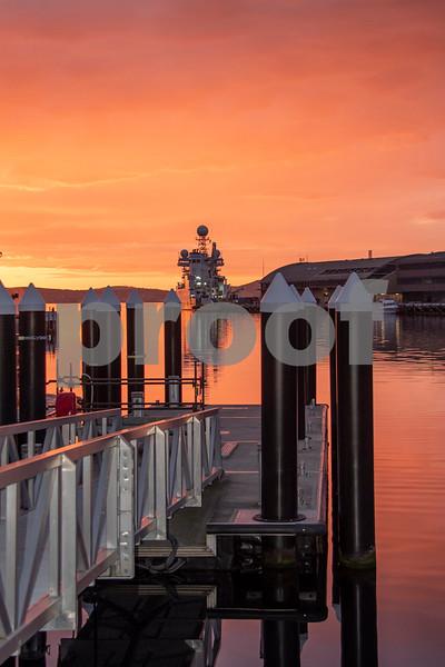 Hobart sunrise 6.JPG