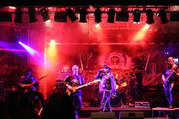 DFW Noise Photos - Judas Rising @ Firewater 10-24-08