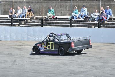 Everett's Auto Parts Victory Lane