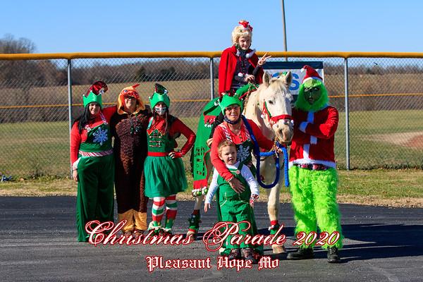 2020 Pleasant Hope Christmas Parade