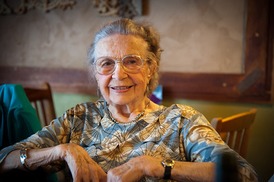 Eva's 90th