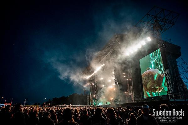 In Flames - Sweden Rock 2017