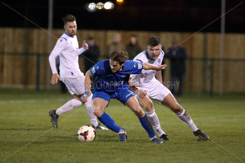 CHIPPENHAM TOWN V SWINDON SUPERMARINE MATCH PICTURES 4TH FEBRUARY 2020