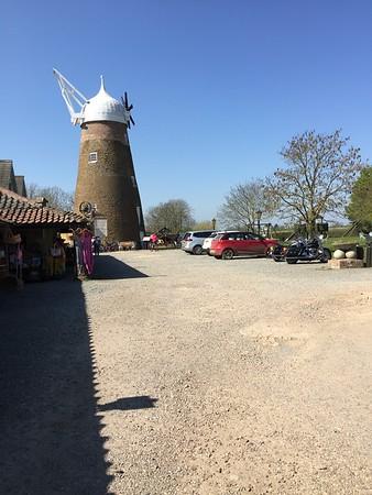 21st April 2019 - Tilting At Windmills