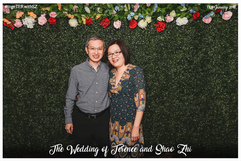 #togeTERwithSZ | © www.SRSLYPhotobooth.sg