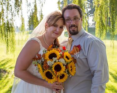 Mr. & Mrs. Hardy Wedding