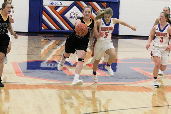 BH girls' basketball 12-18-18
