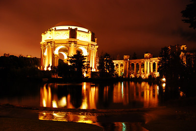 2008.01.21 - Palace of Fine Arts Morning