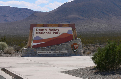 Death Valley 2009