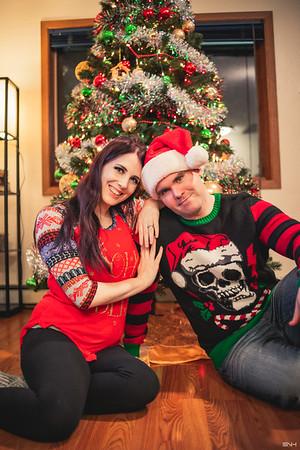 Ian & Sam Christmas 2018