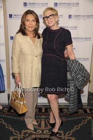 Judith Ripka, Carol Weisman photo by Rob Rich/SocietyAllure.com © 2014 robwayne1@aol.com 516-676-3939