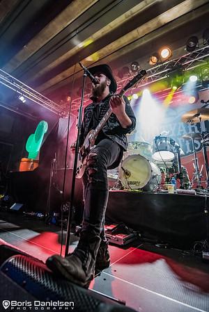 Bootyard Bandits - 10/03/19 @ Vulkan Arena, Oslo.