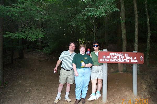 2000 Vogel State Park