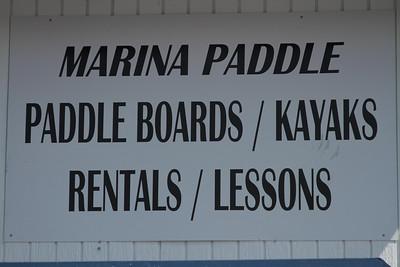 10-3 Sailing, Kayaking, SUP, Getty Center