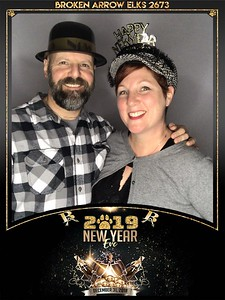 BA Elks Lodge NYE 19