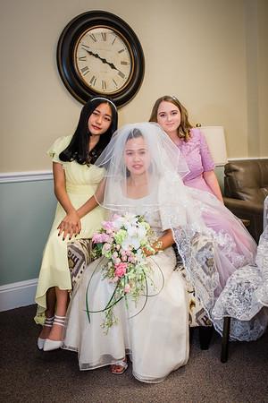 2021.04.18 - Timothy and Subin Lee's Wedding, First Baptist Church of Venice, Venice, FL